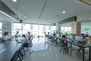 """Mô hình văn phòng chia sẻ """"nở rộ"""" tại trung tâm TP.HCM"""